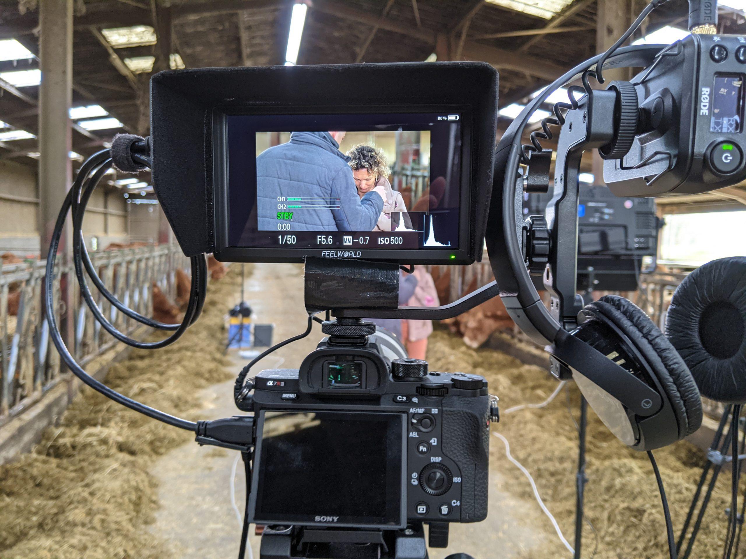 production audiovisuelle la rochelle