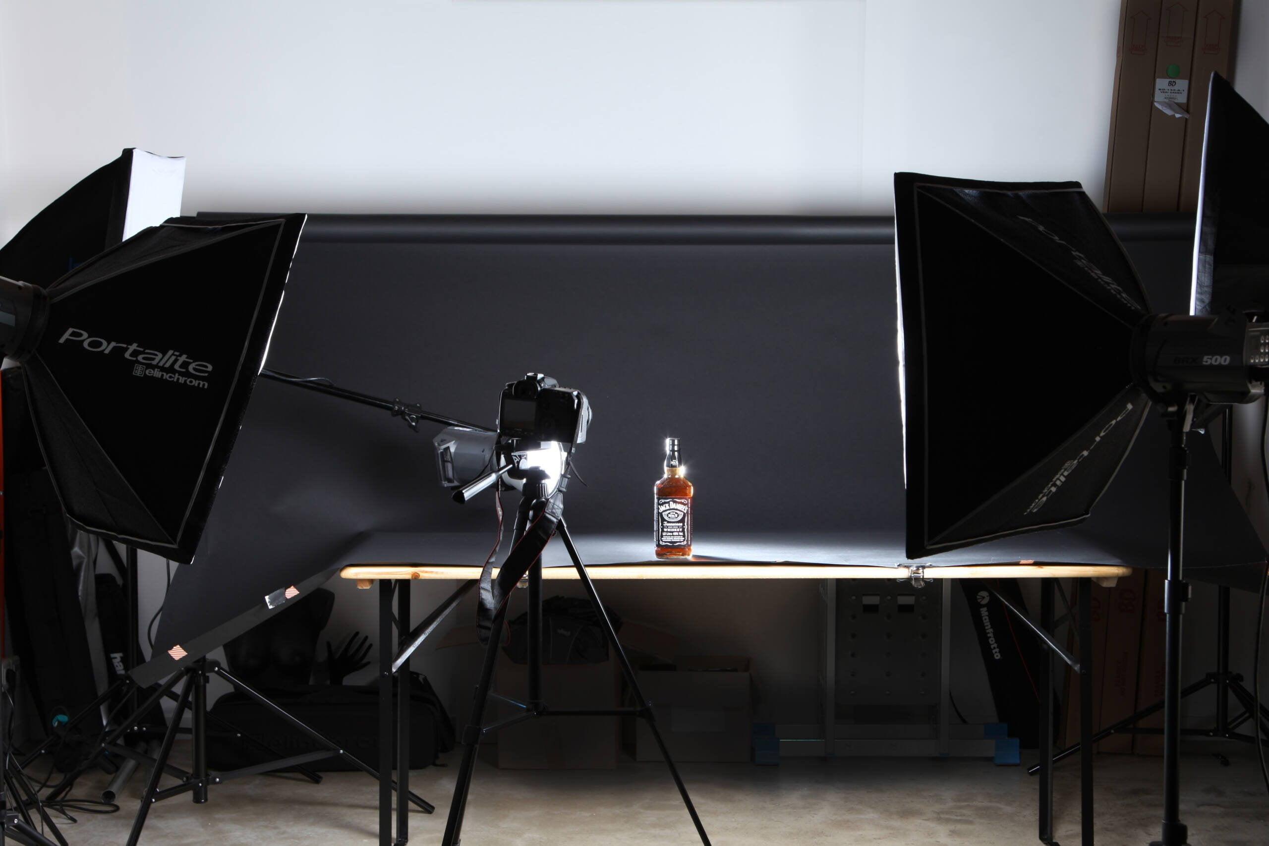 packshot studio photo