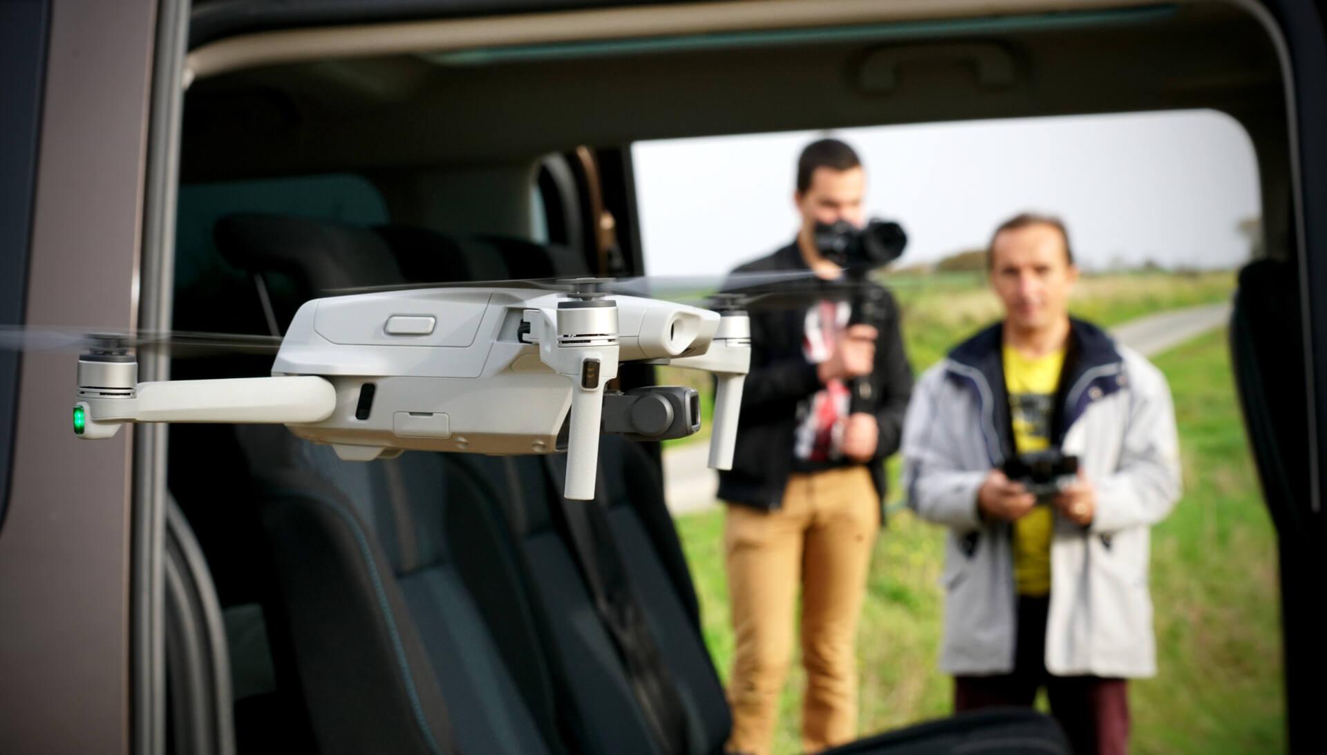 Production audiovisuelle : photo, vidéo et drone