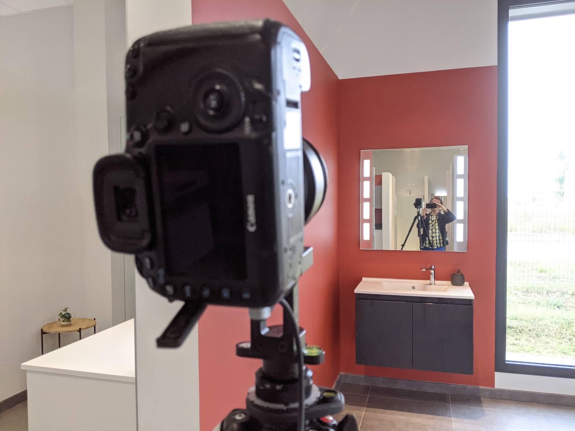 Visite virtuelle showroom Créazur France